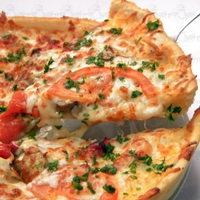 Пицца Вегетариана доставка в Запорожье